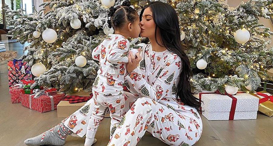 Stormi Webster and Kylie Jenner are launching a Valentine's Day nail polish collab