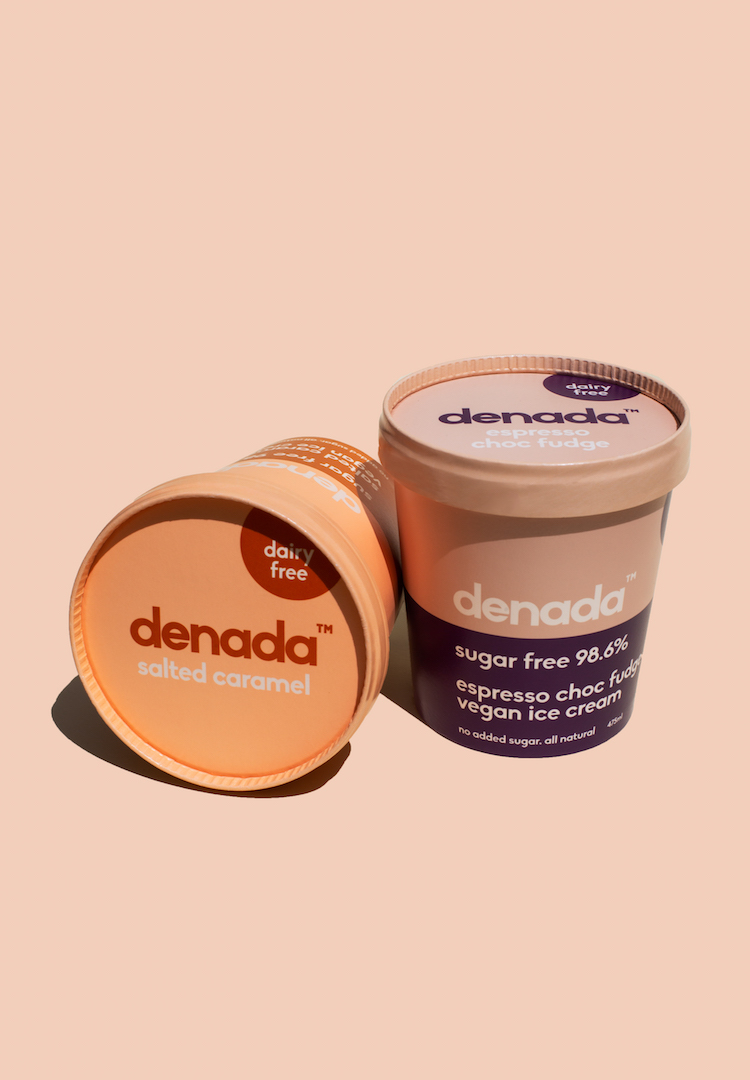 Australian ice creamery Denada launches two vegan ice creams