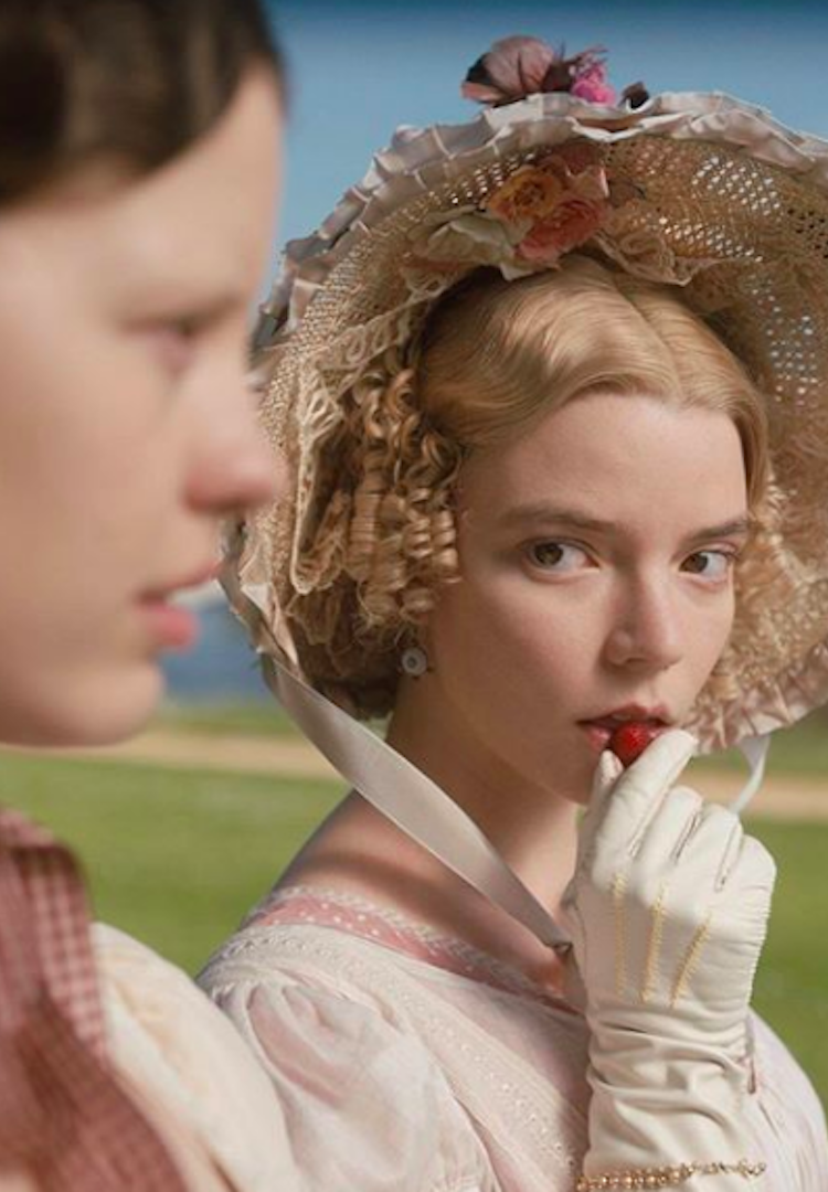 The new 'Emma' adaptation is starting a Regency-core trend