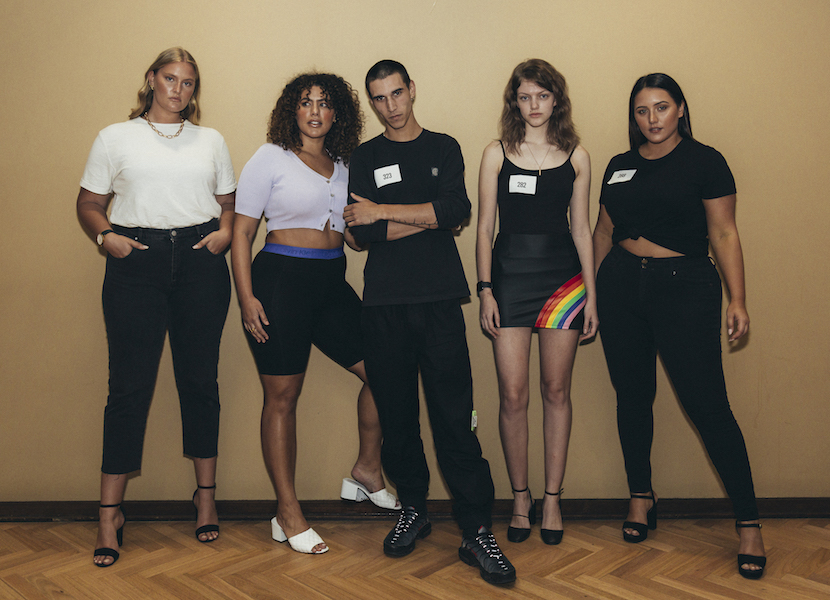 Modelling's fresh faces talk the future of the industry