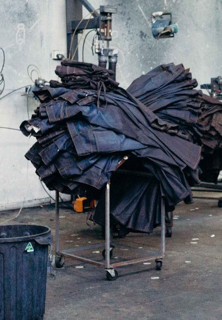Nobody Denim is opening its factory to the public to talk ethics and sustainability