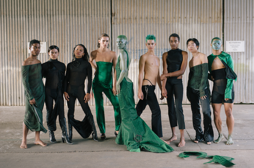 The Next Generation Of Fashion Designers Set To Shake Up The Industry Fashion Journal