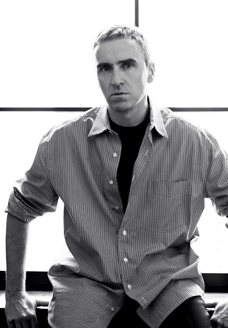 Raf Simons becomes co-creative designer at Prada