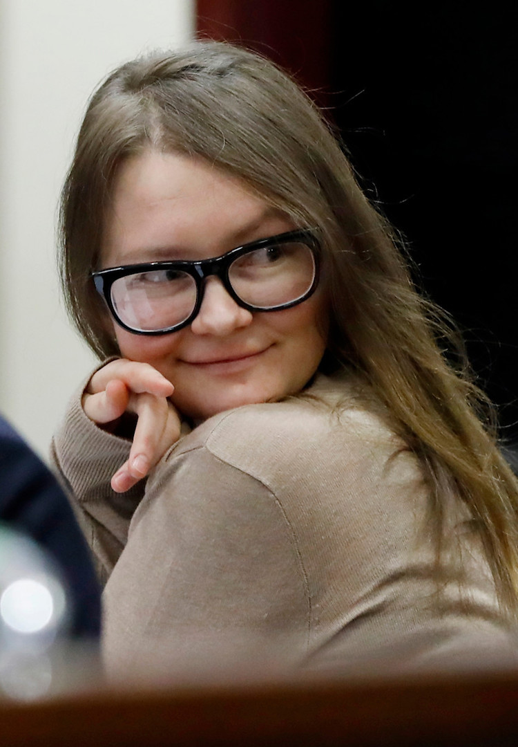 Anna Delvey, the notorious fake German heiress, is back