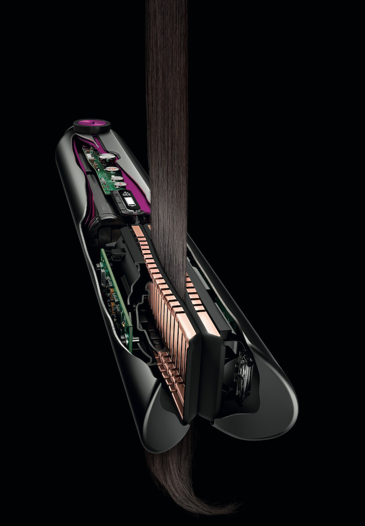 A Dyson hair straightener is here to overthrow your GHD