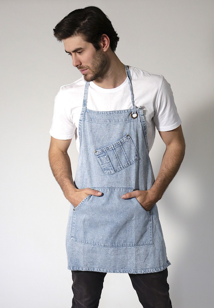 WIN: Custom Hudstarduds aprons for your entire work crew