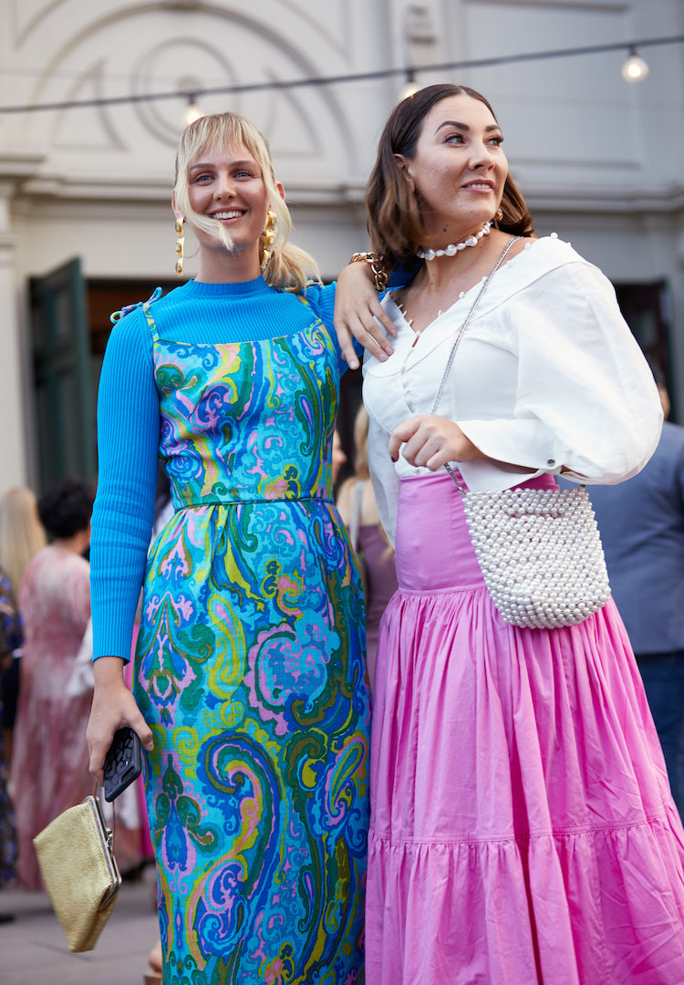 Our favourite street style from VAMFF
