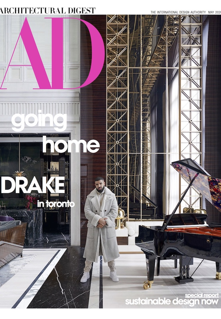 Is Drake's mansion a self-isolation nightmare?
