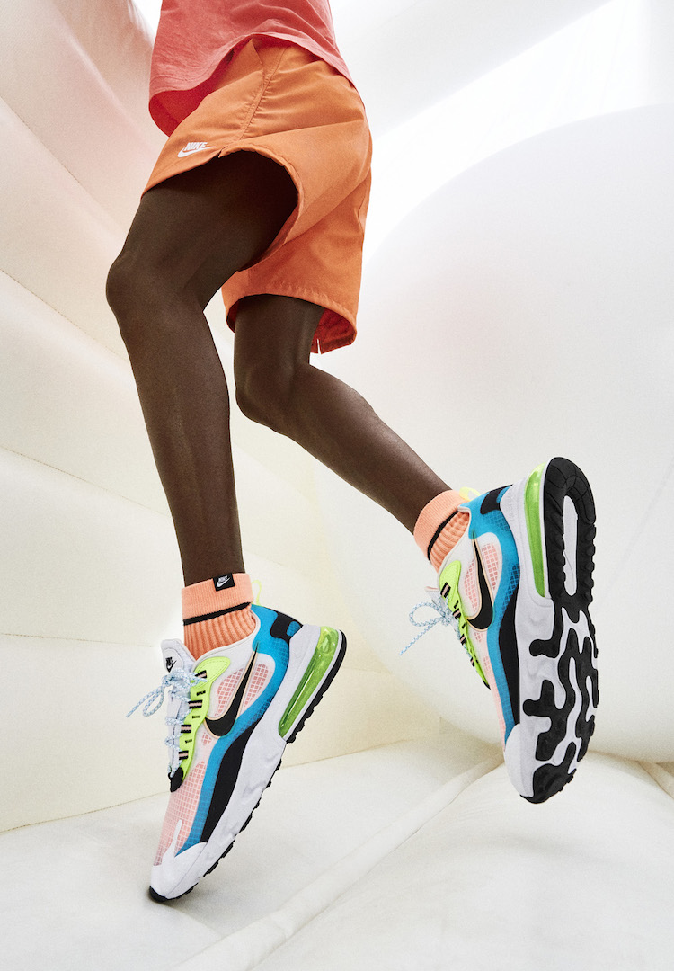 Nike releases 5 colourful Air Max styles as part of its new 'Vibrant Pack' collection