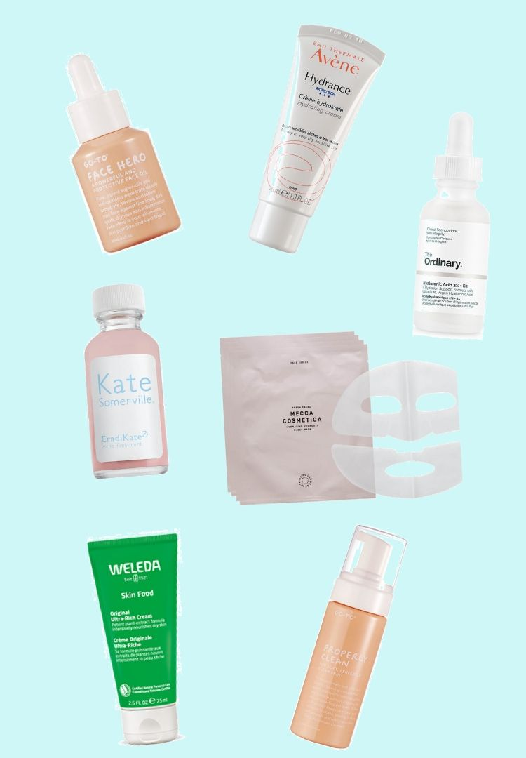 I asked 5 FJ readers about the products saving their skin in iso