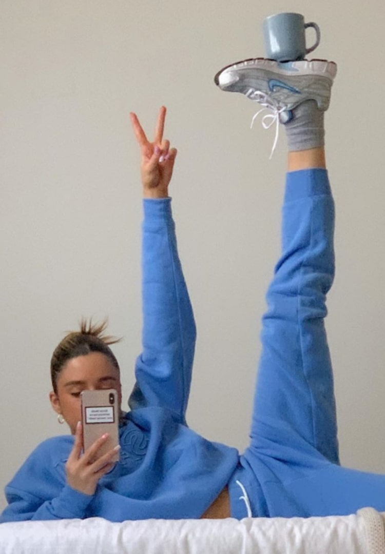 Why do fashion people keep sticking their legs in the air? An investigation