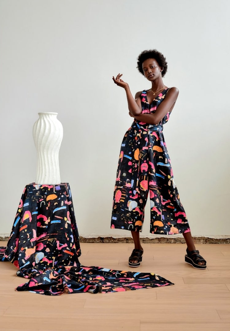 The Social Studio is using fashion to support young refugees in Australia