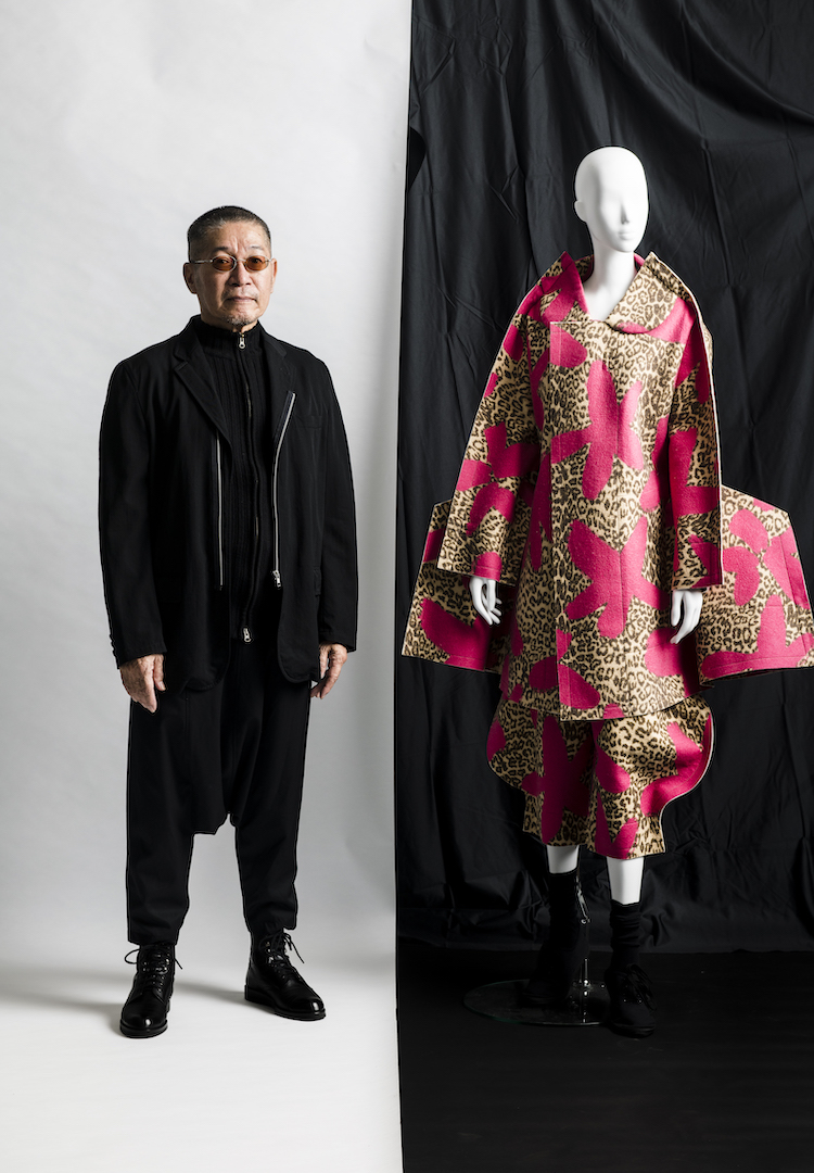 The NGV releases a virtual tour of its 'Collecting Comme' fashion exhibition