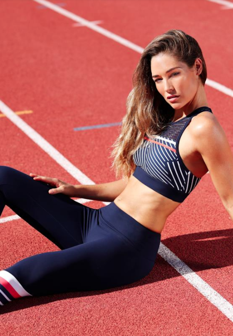 "Australian activewear brand Lorna Jane under fire for claims about new antibacterial range that ""stops the spread"""