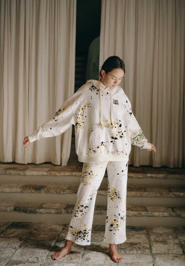 Some of Australia's best independent designers are pivoting to tracksuits