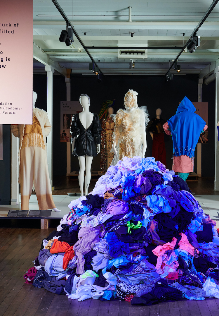Entering 'We the Makers': The online exhibition exploring fashion's sustainable future