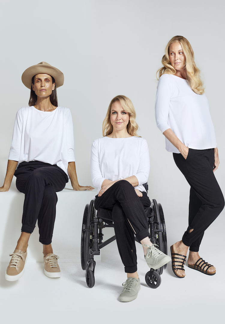 This Brisbane-based adaptive and inclusive clothing label is disrupting the fashion industry