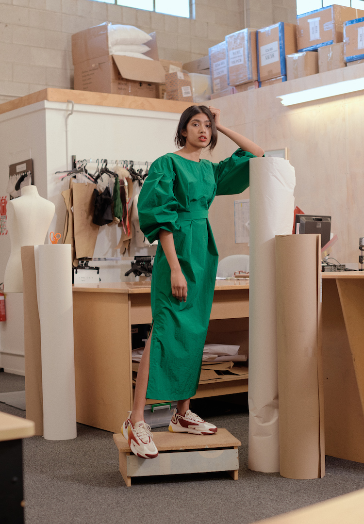Designers are now selling intellectual property instead of clothing, in the name of sustainable fashion