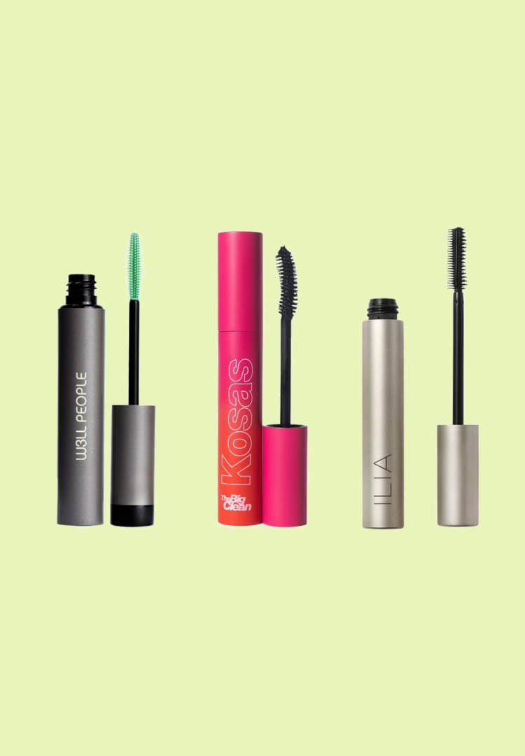 I'm a mascara enthusiast, so trust me when I say these are the best mascaras for sensitive eyes