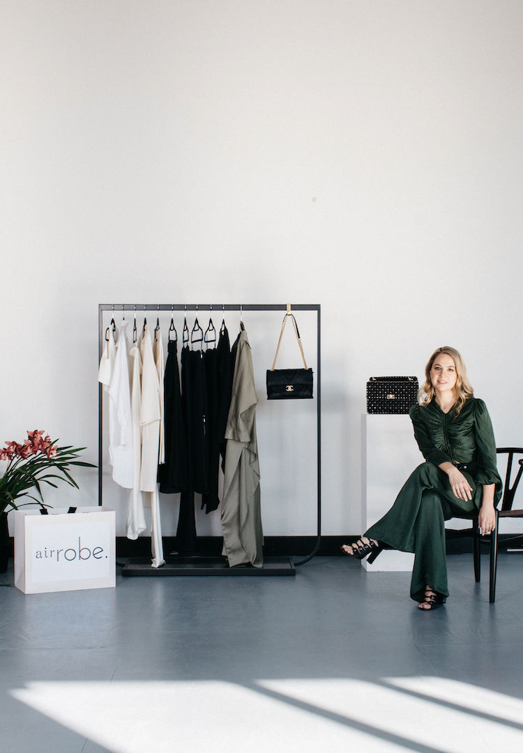 Luxury secondhand marketplace AirRobe is fuelling the re-commerce revolution