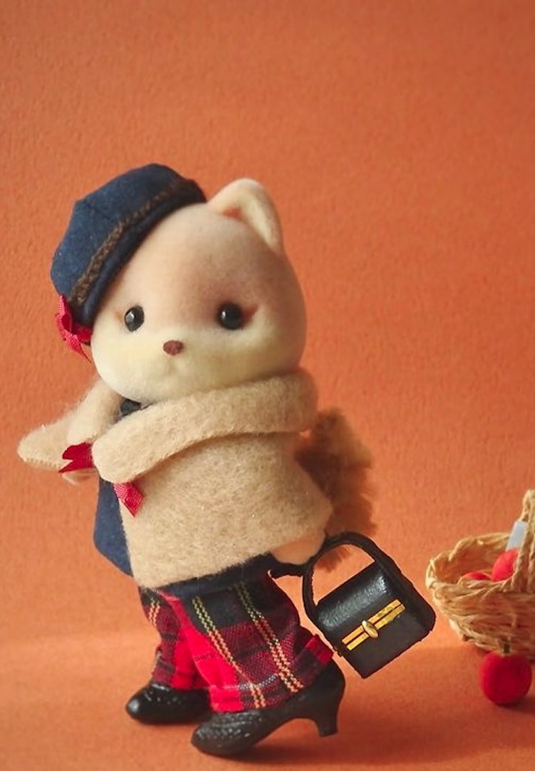 I'm obsessed with the world of Sylvanian Families and you should be too