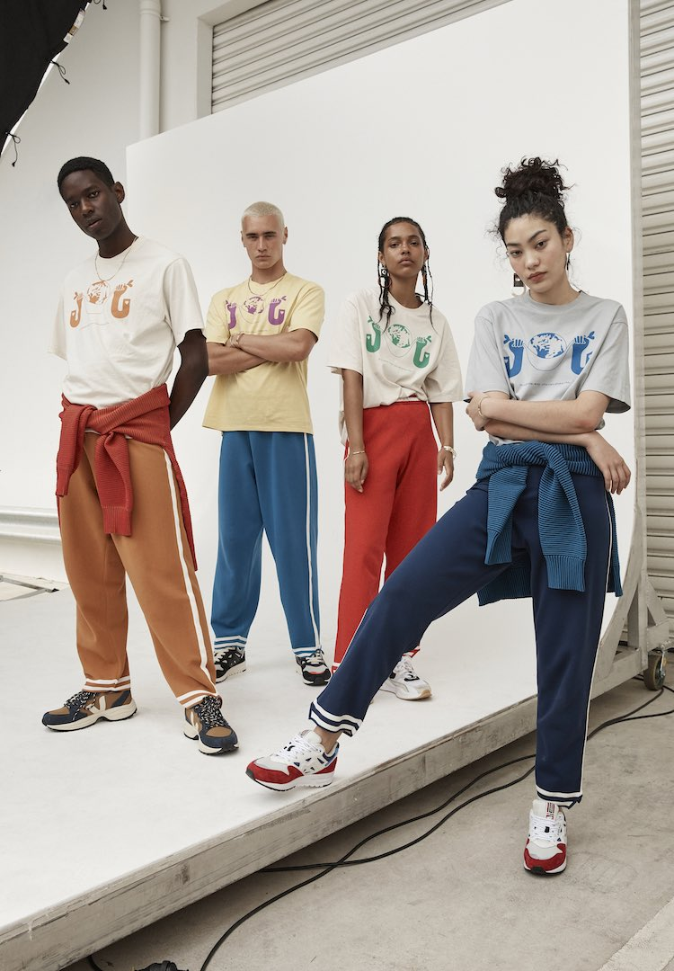 Sydney label Nagnata introduces its first line of genderless athleisure wear, and I'm already adding to cart