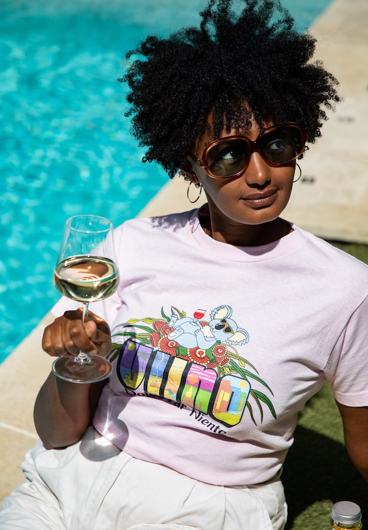 How this Melburnian launched a wildly successful one-woman wine brand during lockdown