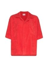 ACCESS EDIT Terry Shirt from FARFETCH