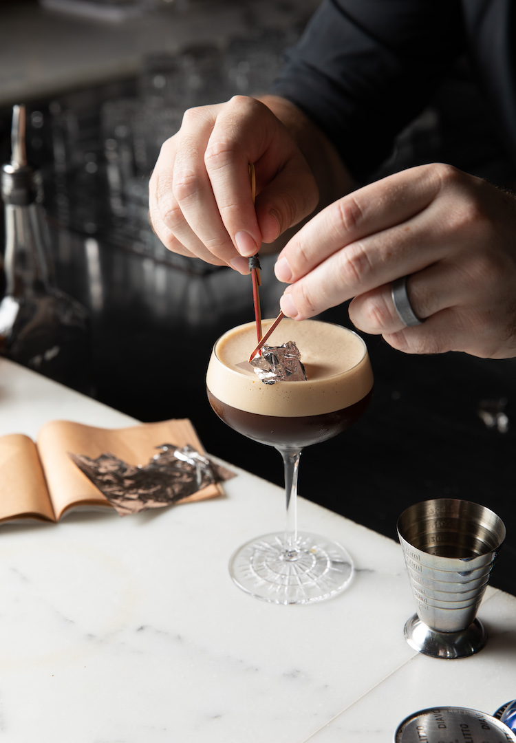 How to perfect the Melbourne Fashion Festival Nespresso cocktail at home