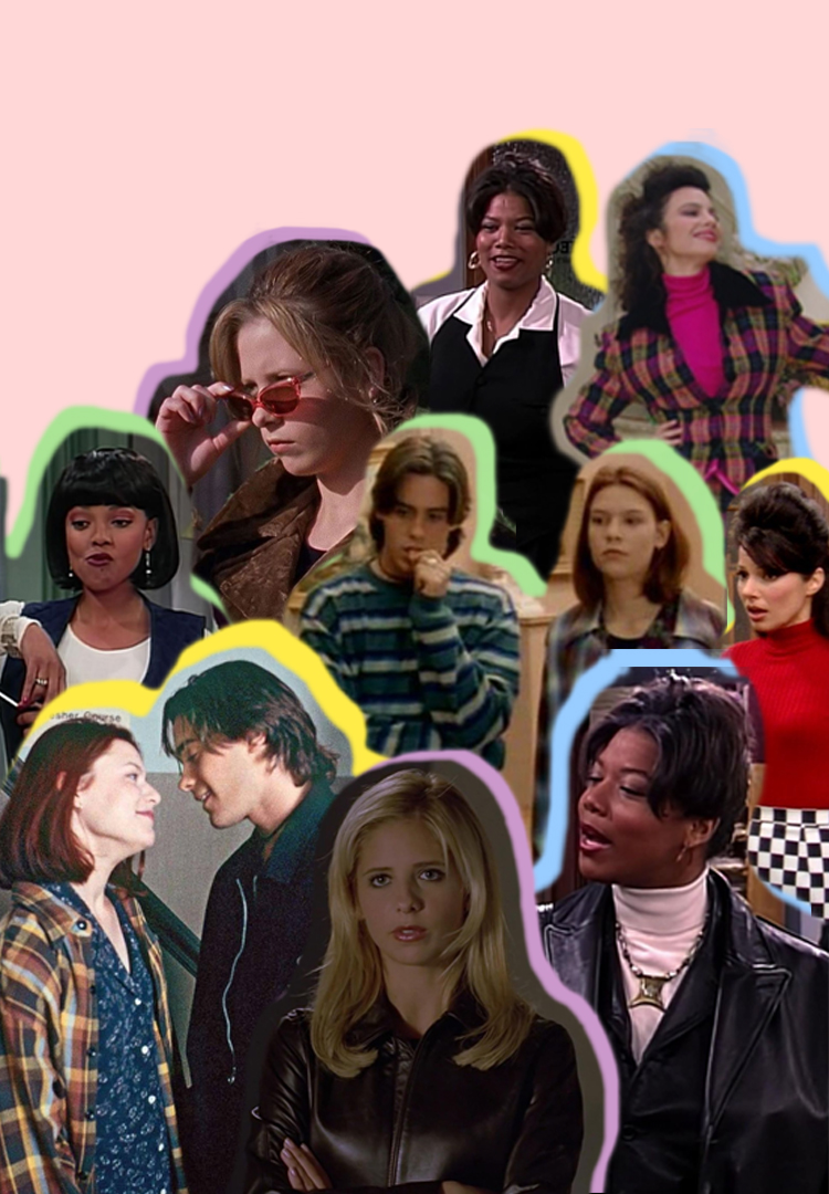 Niche shows worth watching for the '90s fashion alone