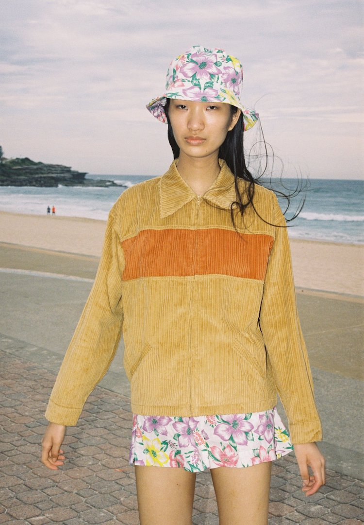 Surf culture dominated '90s Australian fashion and now it's back, better than ever