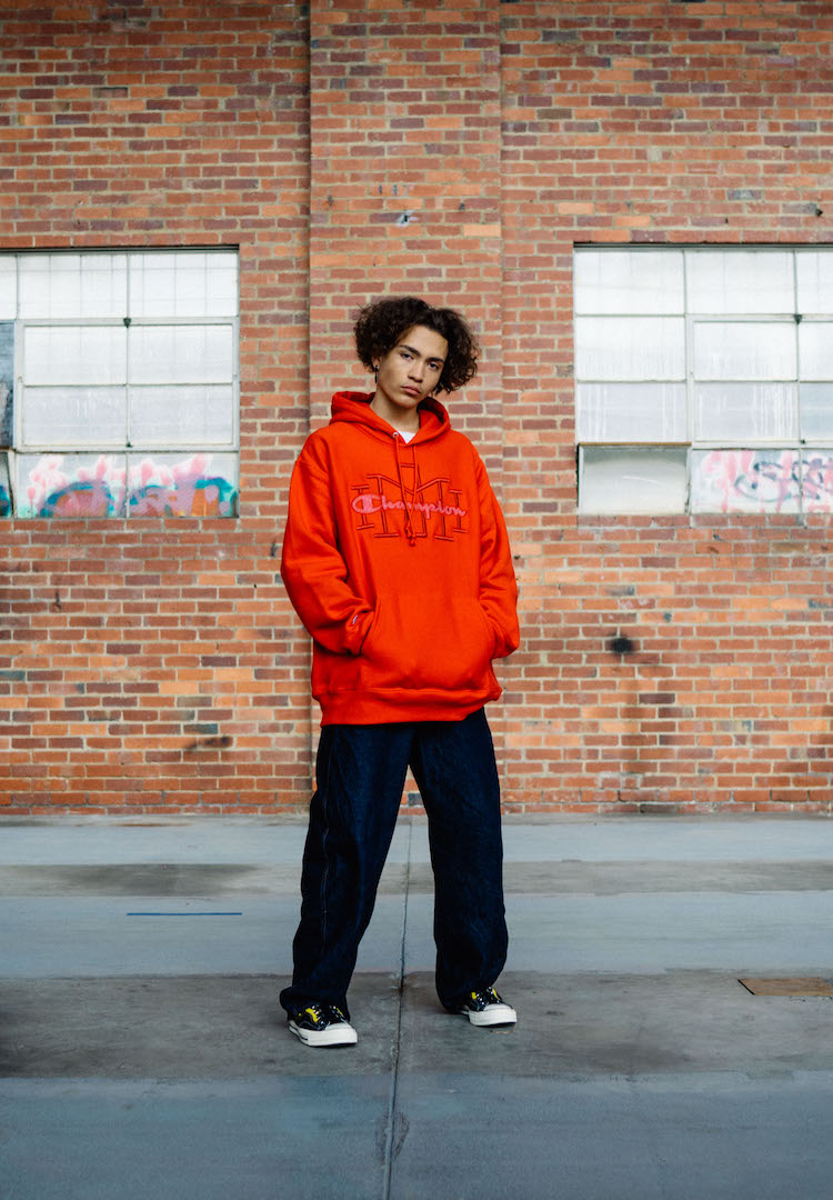 WIN: A HoMie x Champion wardrobe worth $1000