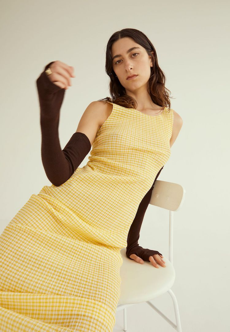 Melbourne-based label Permanent Vacation's latest collection is an ode to the simplicity and repetitiveness of daily life