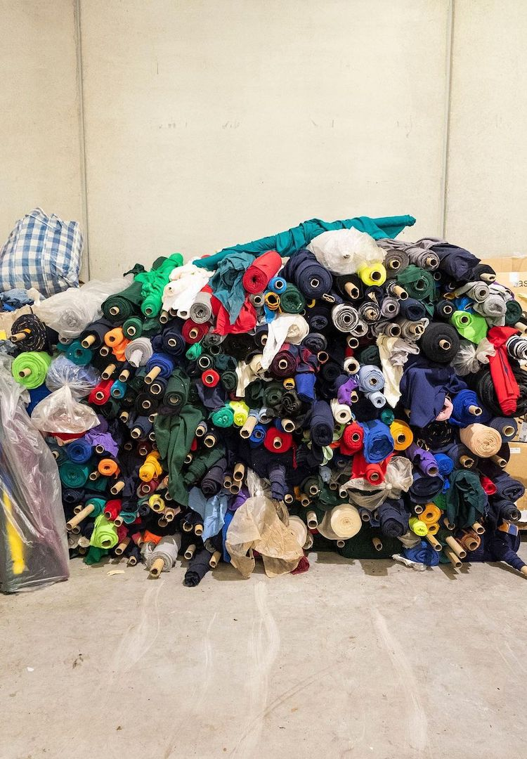 Free Fabric Collection Day