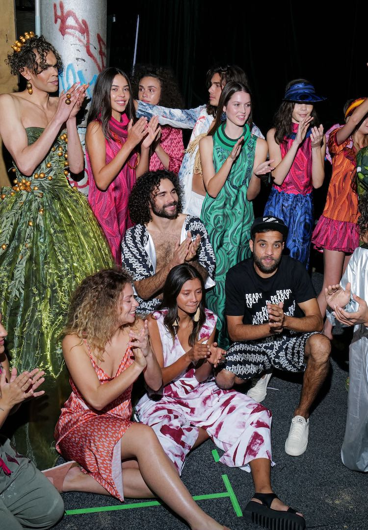 Afterpay Australian Fashion Week was a landmark event for First Nations Fashion and Design