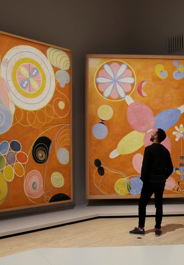 Hilma af Klint: The Secret Paintings at the AGNSW