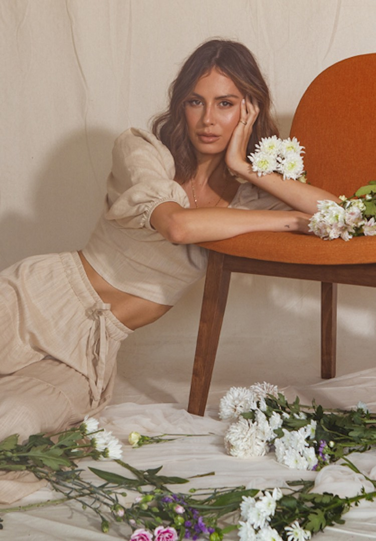 Australian label Girl and the Sun's new collection brings the Amalfi Coast to you