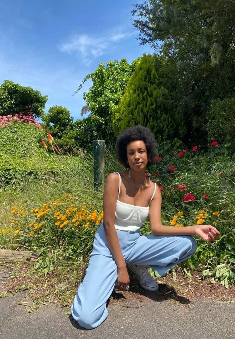 Hey, I Like Your Style! A look into the wardrobe of model and Error404 Co-Creative Director, Rahma Mohamed