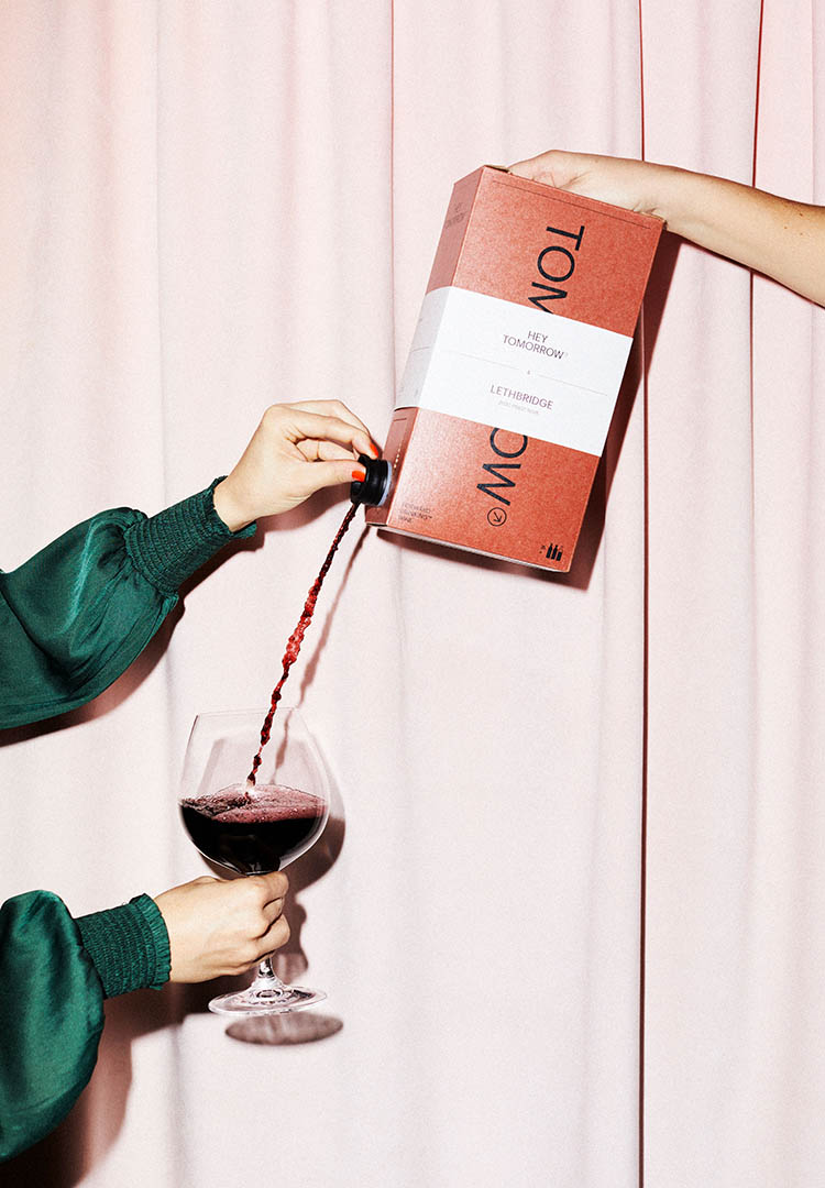 Meet the Melburnians giving boxed wine an aesthetic and sustainable upgrade