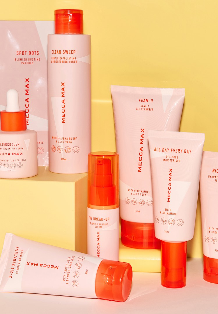 Road Test: I tried Mecca's $20 skincare line to see if it's as good as it claims to be