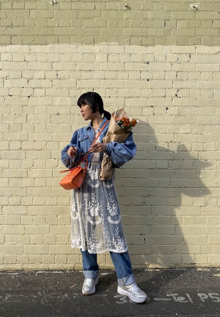 Hey, I Like Your Style! Inside the colourful wardrobe of Melbourne content creator and DJ, Hana Hong