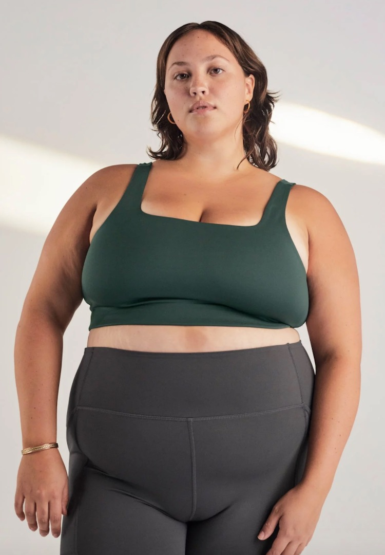 Why are sports bras for big boobs so hard to find?