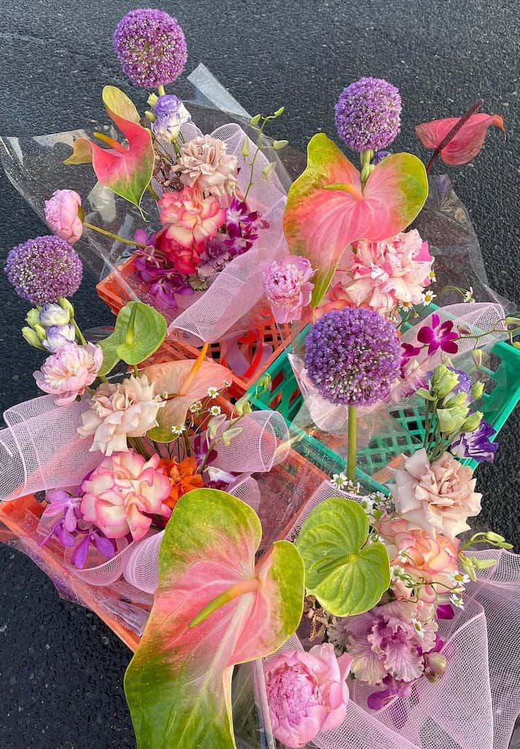 12 of the best flower delivery services in Melbourne and Sydney